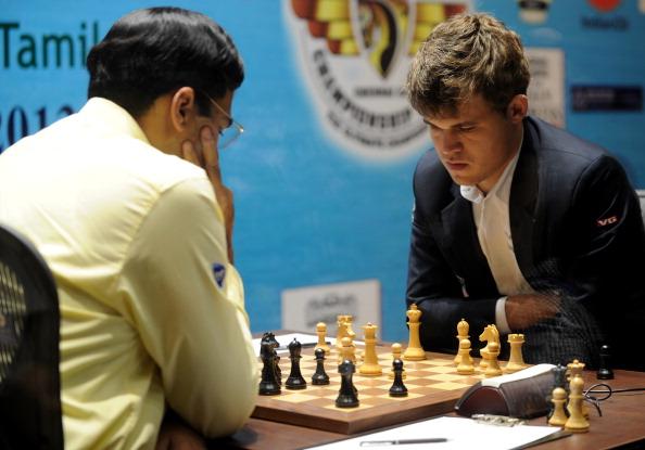 Vishwanath Anand-Magnus Carlsen
