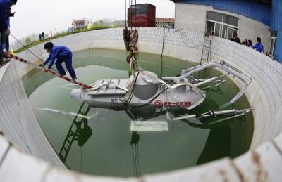 China DIY submarine 1