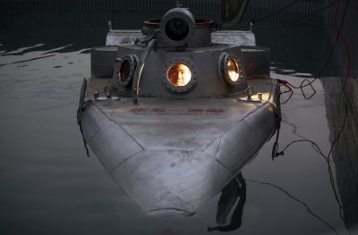 China DIY submarine 3