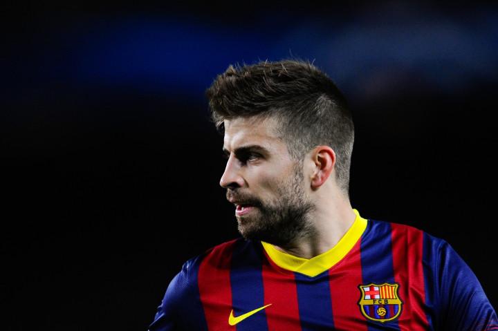Gerard Pique - FC Barcelona