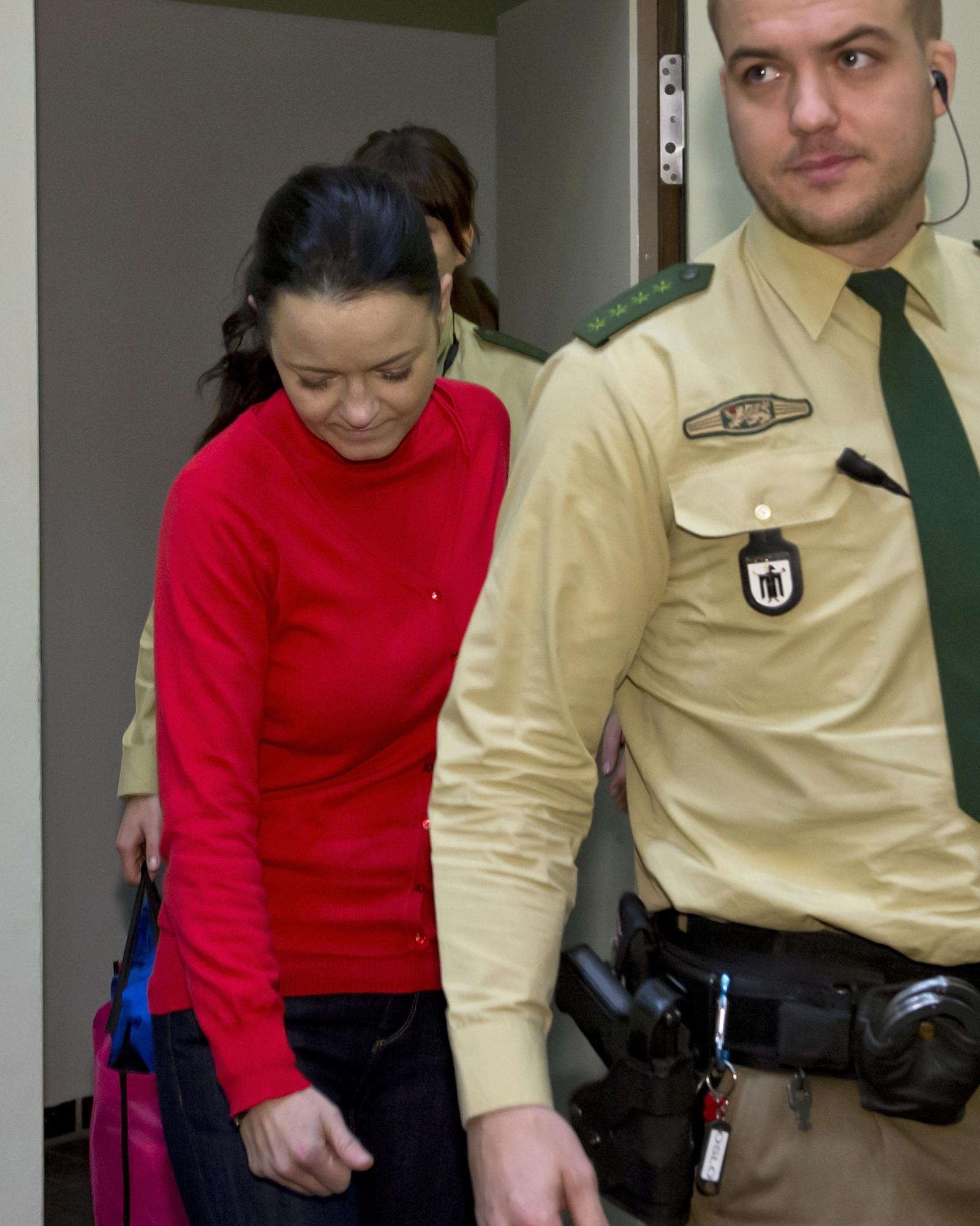 Beate Zschäpe stands trial in Munich (Getty)