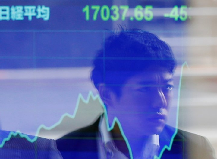 Asian Markets Skid as Japan Enters Recession