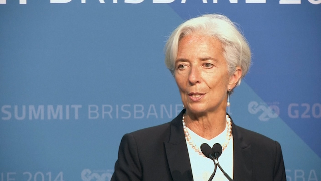 IMF will Monitor Implementation of G20 Growth Target