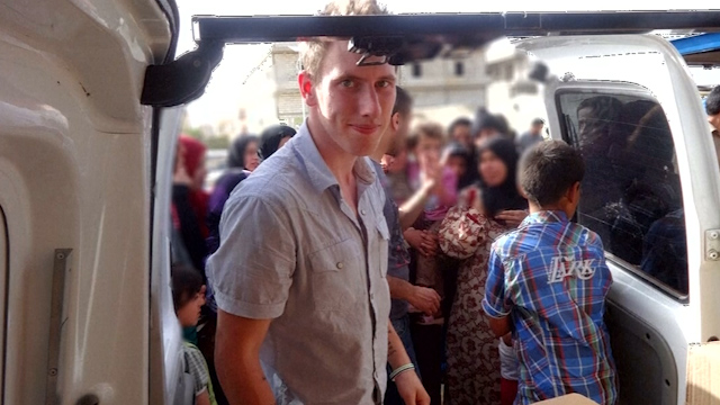 Isis: President Obama Confirms 'Evil' Murder of US Aid Worker Peter Kassig