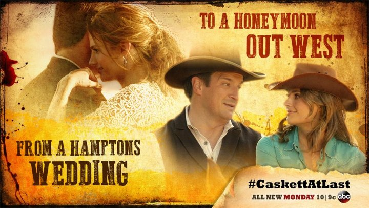 Castle Season 7 Rick and Kate Honeymoon: Where to Watch Live Stream Online