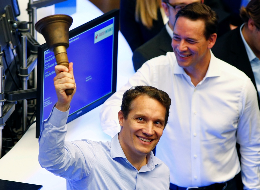 Germany's Rocket Internet Hopes to Back 10 Start-Ups in 2015