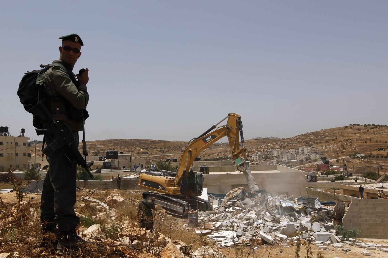 Israel Punitive Demolition of Palestinian Homes