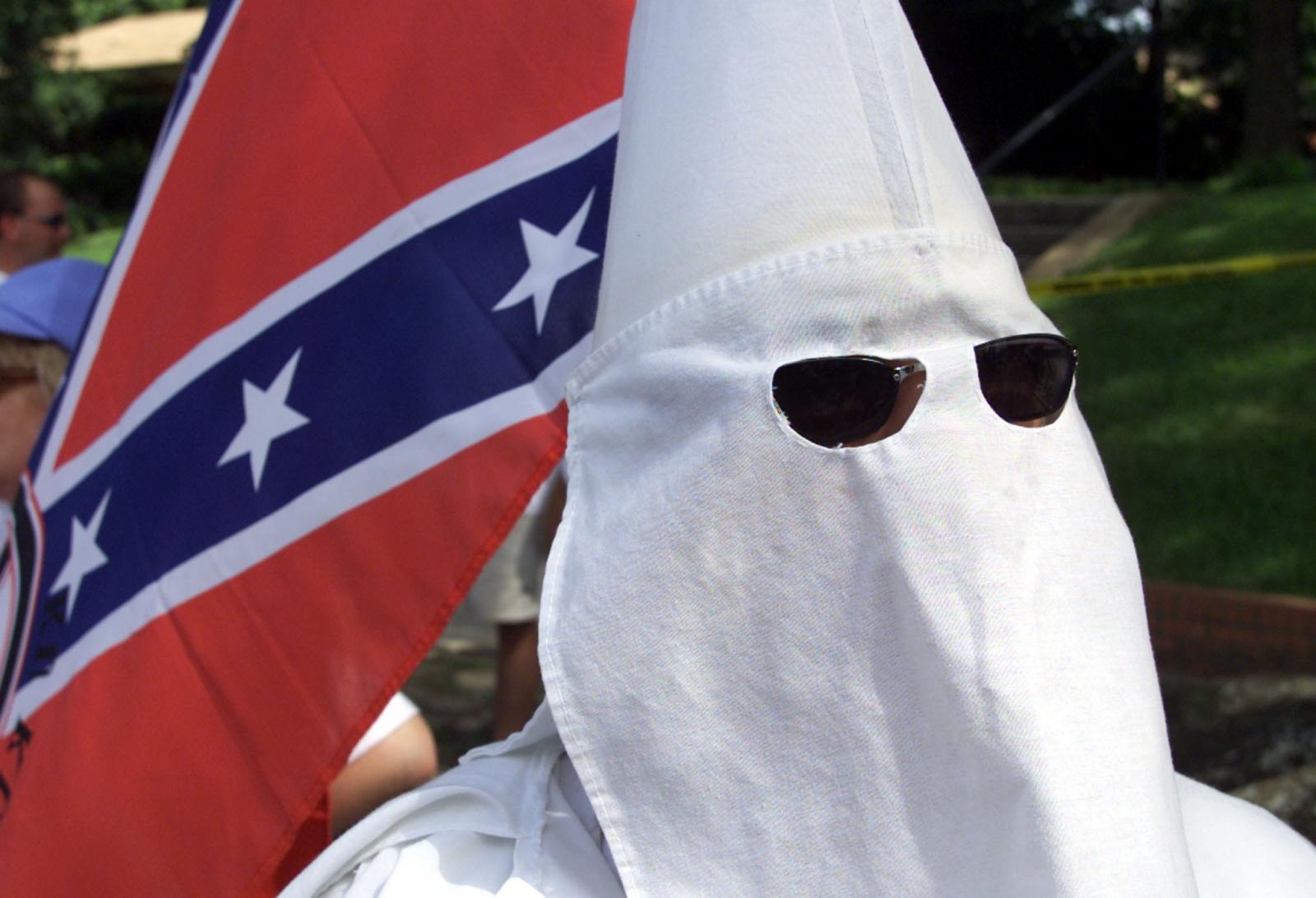 Ku Klux Klan member