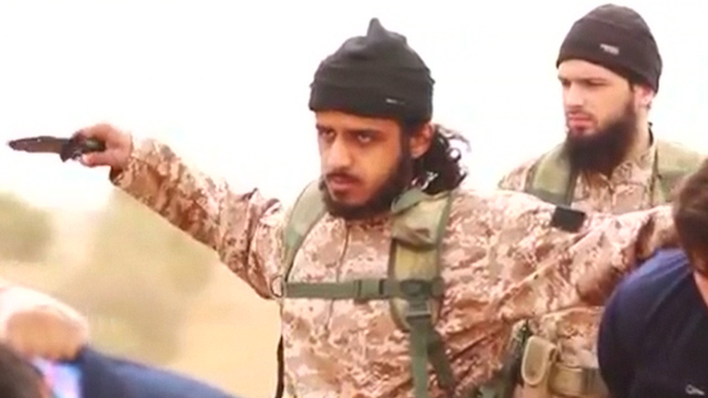 Father says his UK Medical Student Son in Islamic State Video