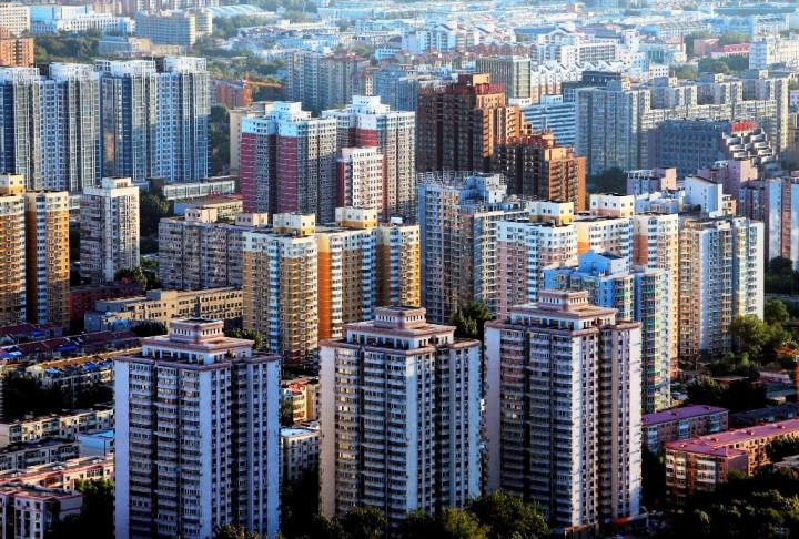 Beijing Residential Area