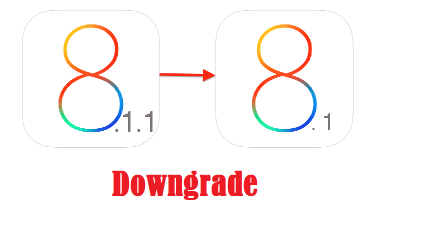 How to Downgrade from iOS 8.1.1 to iOS 8.1 on iPhone, iPad or iPod Touch