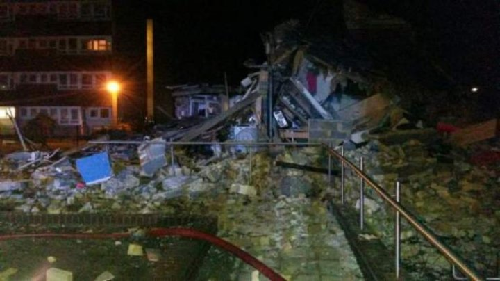 Southampton explosion