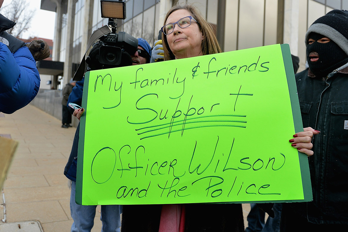 Anonymous Claims Ferguson Police Officer Darren Wilson Has Links to KKK