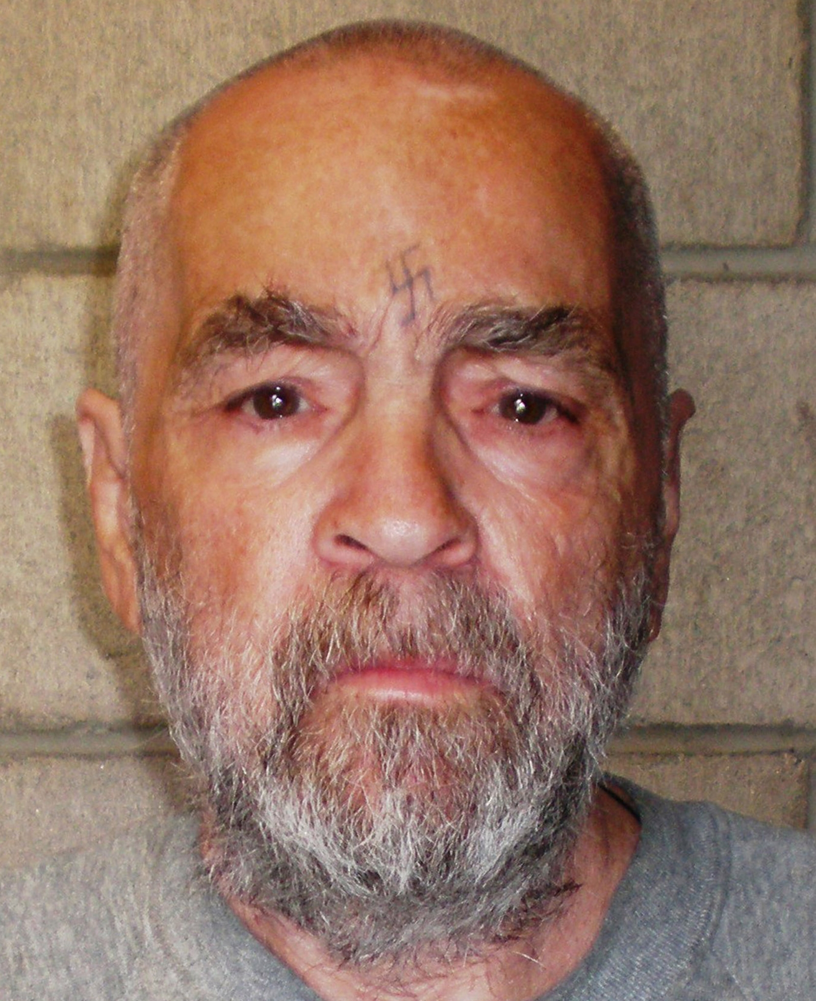 Charles Manson, pictured here in a prison mugshot, is to wed next month. (Getty/handout.)