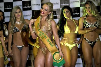miss bumbum brasil
