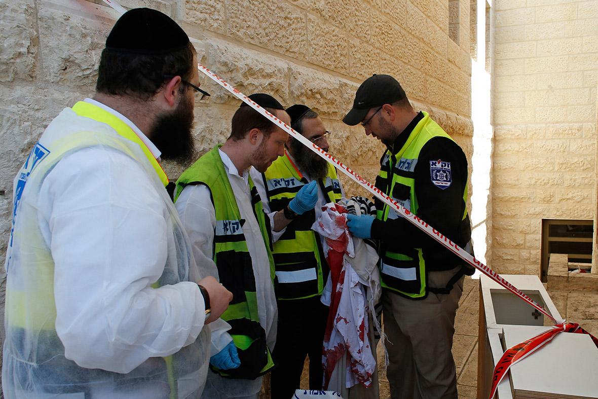 Jerusalem synagogue attacks