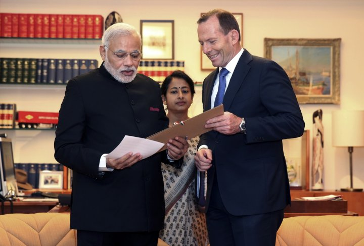 Australia And India To Sign Free Trade Agreement By End Of 2015