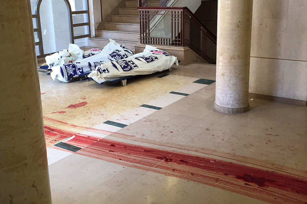 Jerusalem synagogue attacks