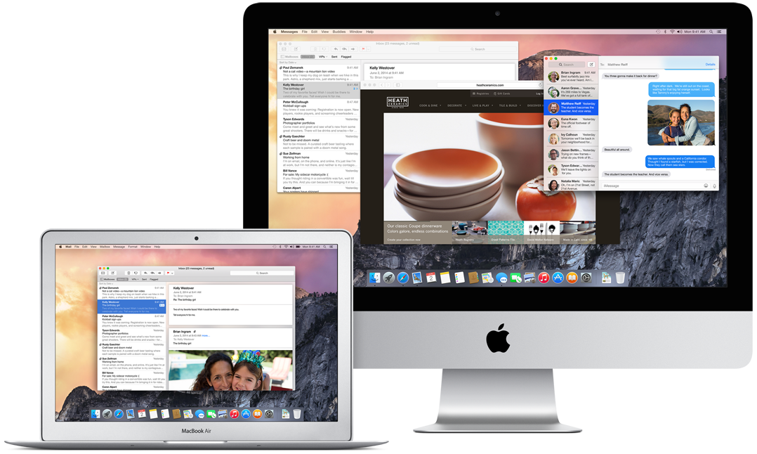 Apple Seeds OS X Yosemite 10.10.1 Update with Bug-Fixes, Wi-Fi Improvements and More