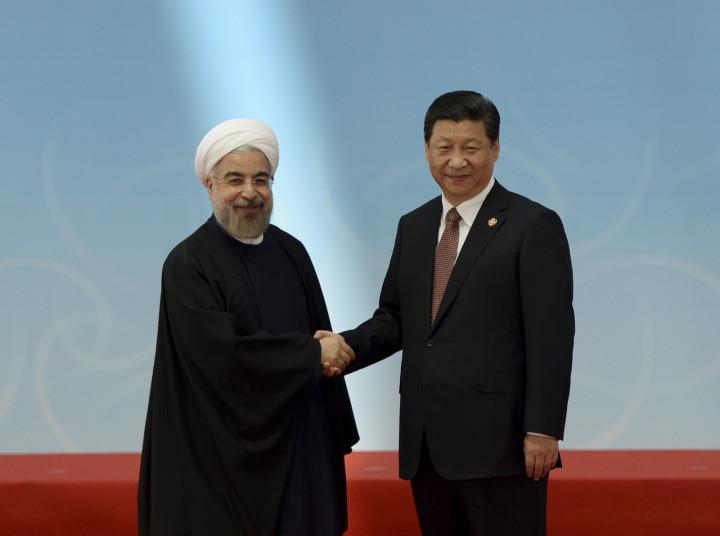 Iran and China