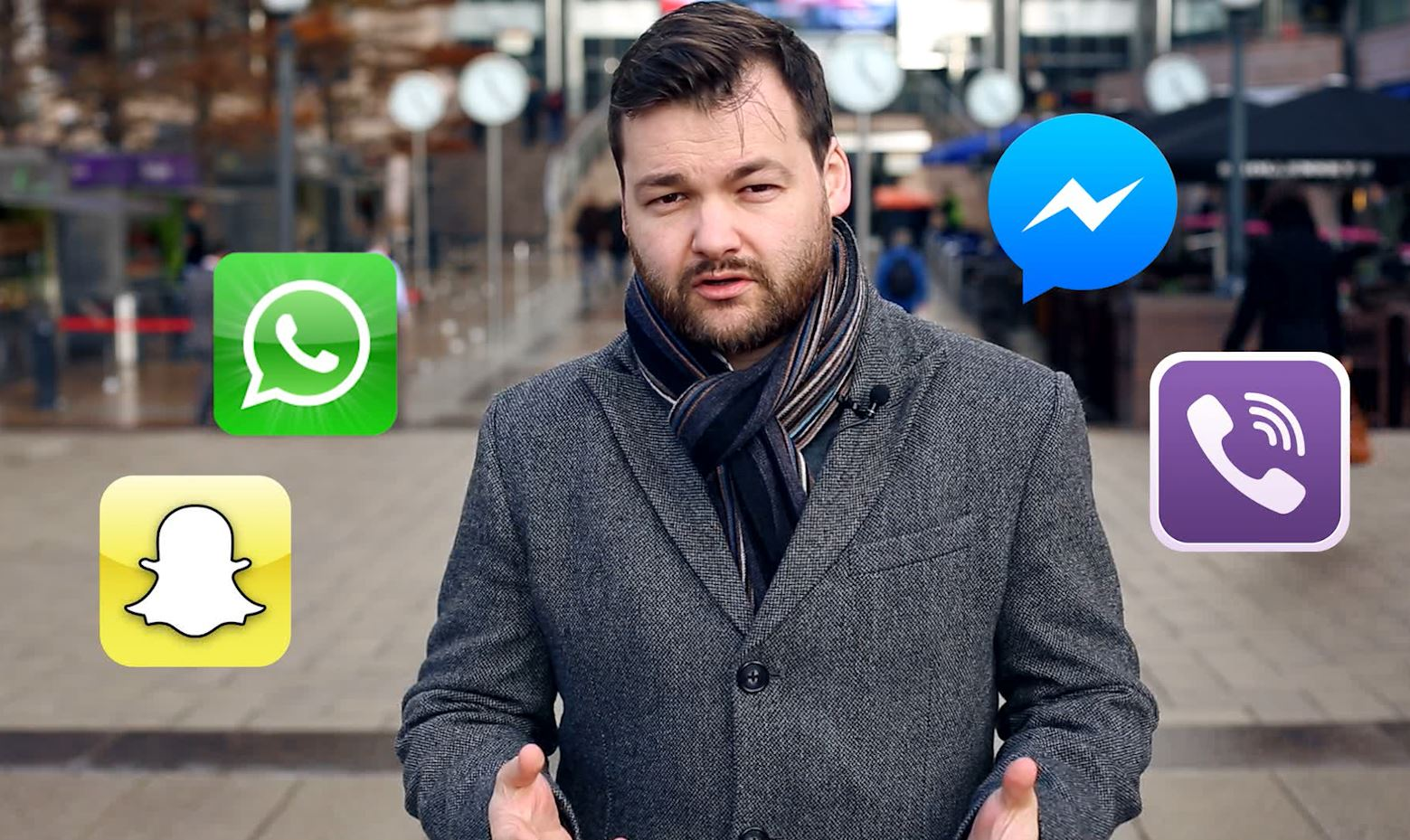 Tech Talk: The Evolution of Messaging