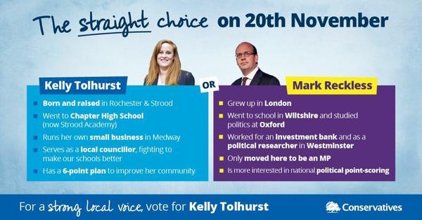 Rochester Tory leaflet