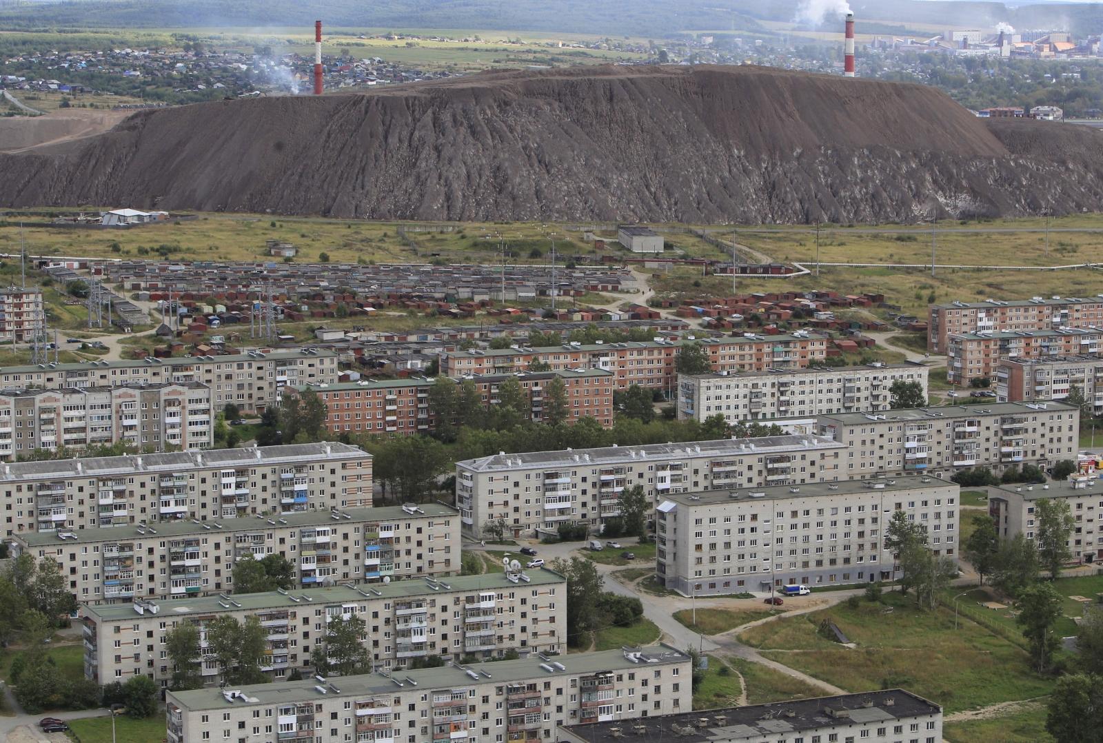 potash mine