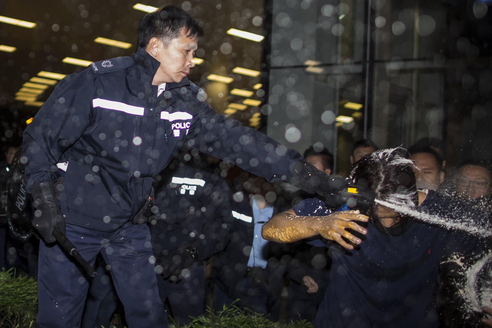 Hong Kong Unrest: Clashes Break Out Between Police and Protesters