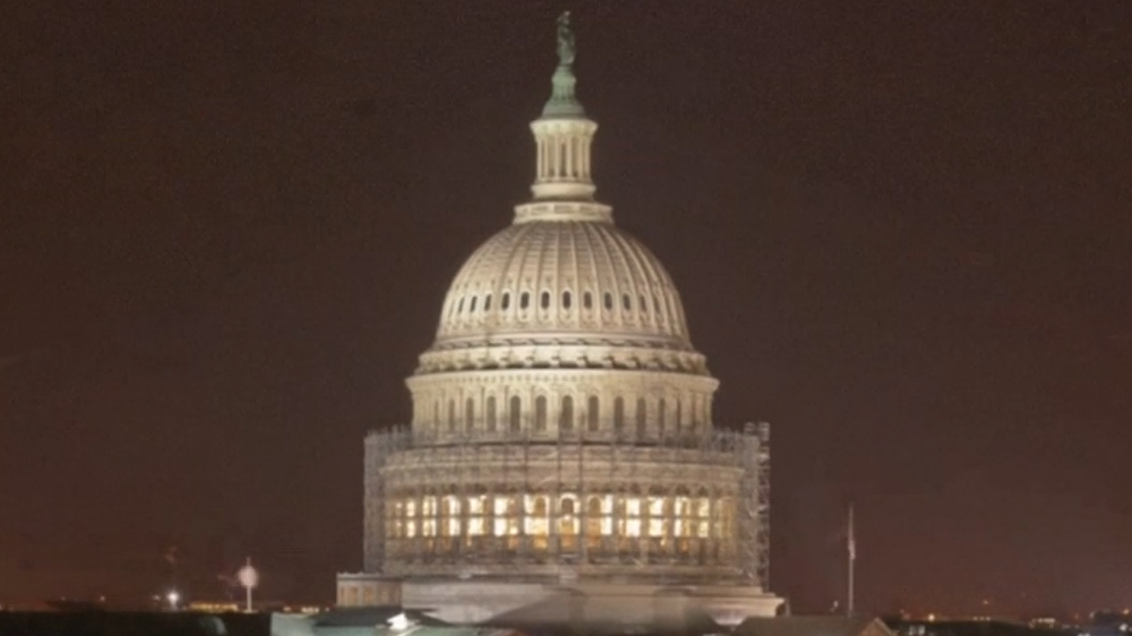 Time-lapse Video Shows Restoration of US Capitol Dome