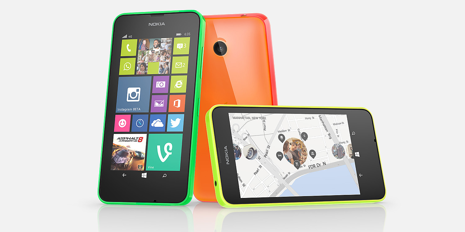 Black Friday Deals: Microsoft Lumia 635 for As Low As $40, and Other gadgets At Throwaway Prices