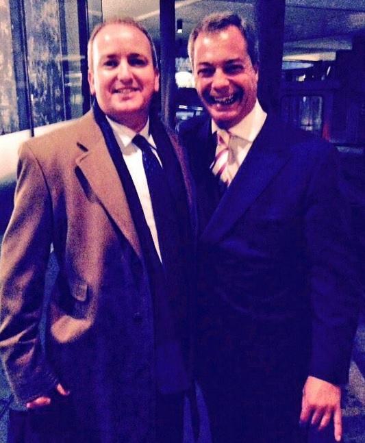 Farage and Pritchard
