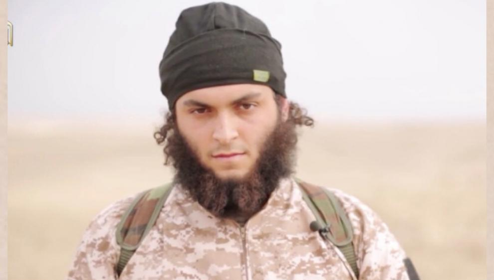 Mickael Dos Santos Islamic State Beheading Video French National