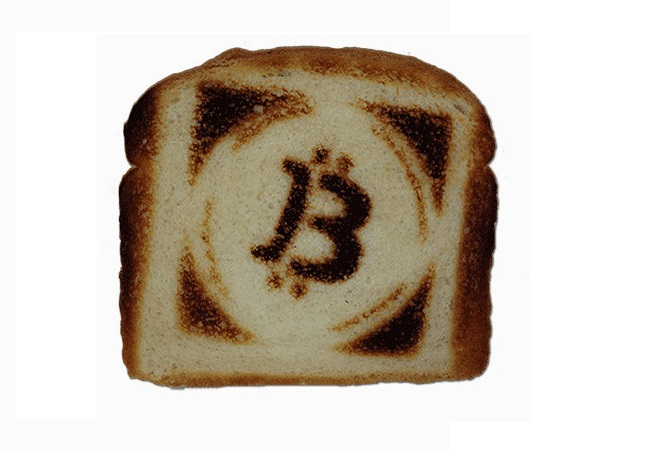 bitcoin mining toaster internet of things