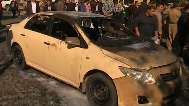 Suicide Car Bomb Kills Five in Iraqi Kurdish Capital