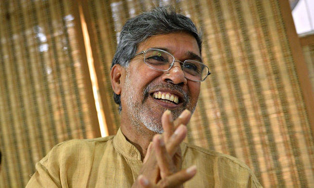 Failure to End Slavery is Global Sin says Nobel Peace Laureate Satyarthi