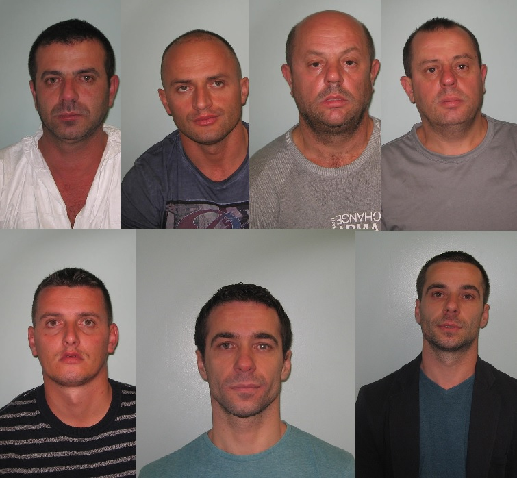 Gangland london 40m heroin and cocaine bust lands albanian gang 157 years in prison - Gang gang ...