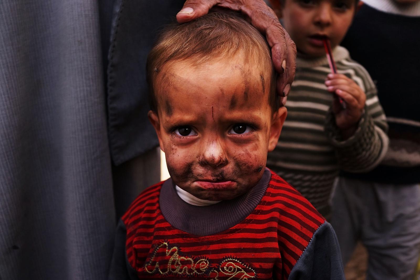 children's day - syria