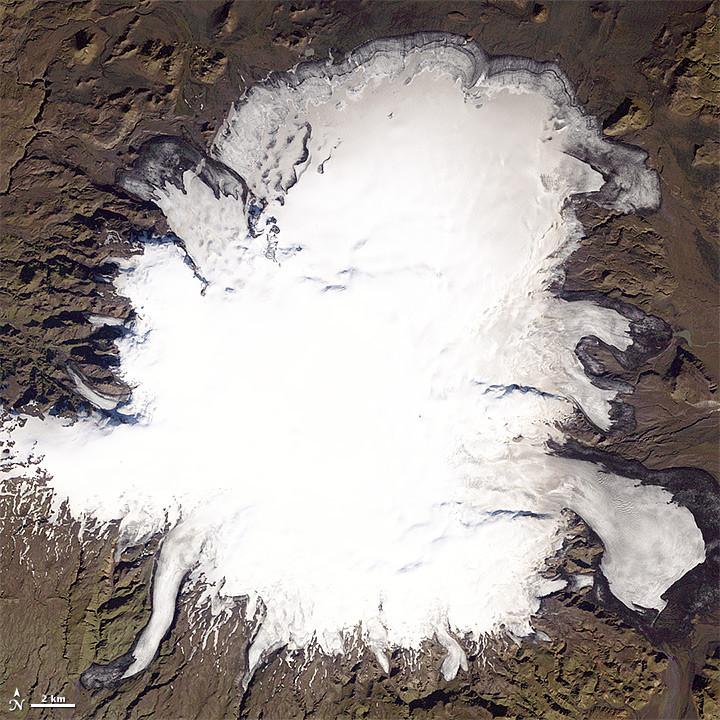 Mýrdalsjökull Ice Cap