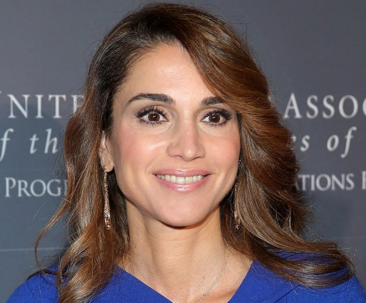 Queen Rania of Jordan has condemned Islamic State for its 'Dark Ages' practices
