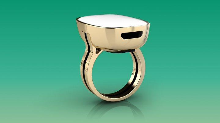 Moodmetric Smart Ring Unveiled as \'World\'s Smallest Bio