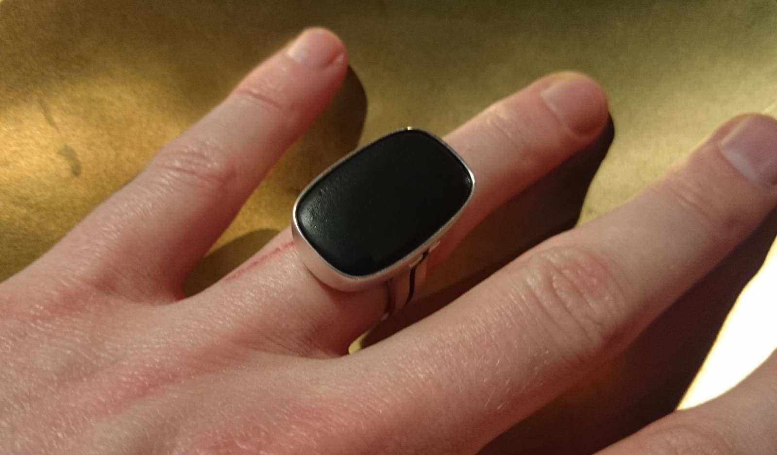 moodmetric smart ring