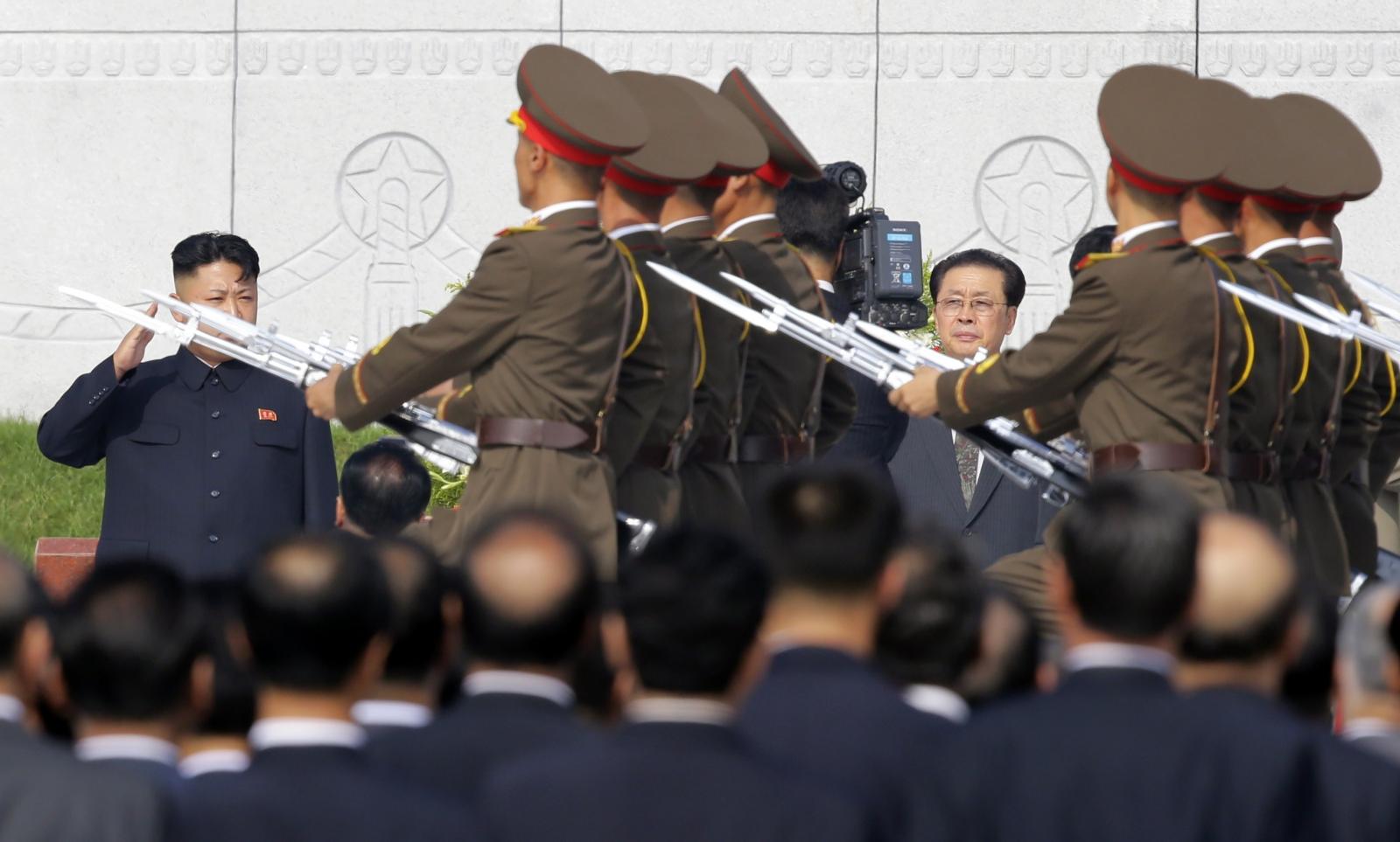 Jang Song-thaek north korean students missing Paris