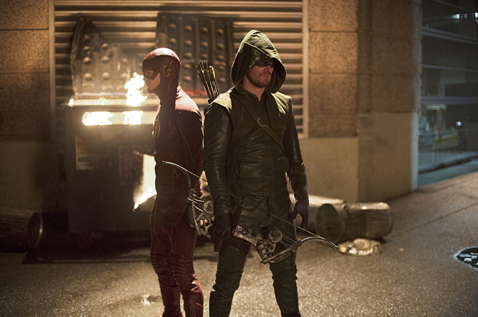 Arrow/Flash Crossover