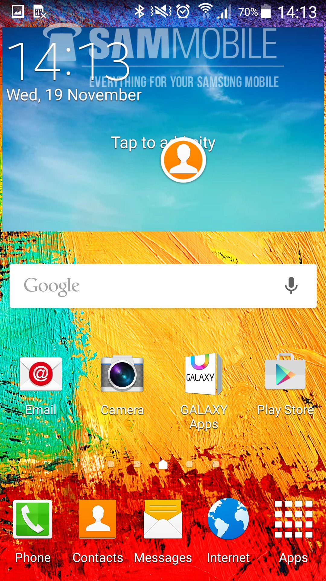 Galaxy Note 3 Running Android 5 0 Lollipop Gets Previewed in