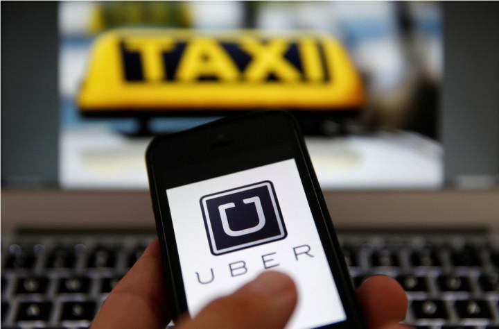 Uber Logo