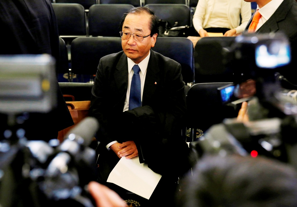 Takata Executive Hiroshi Shimizu Warns About Ability to Replace Fatal Airbags