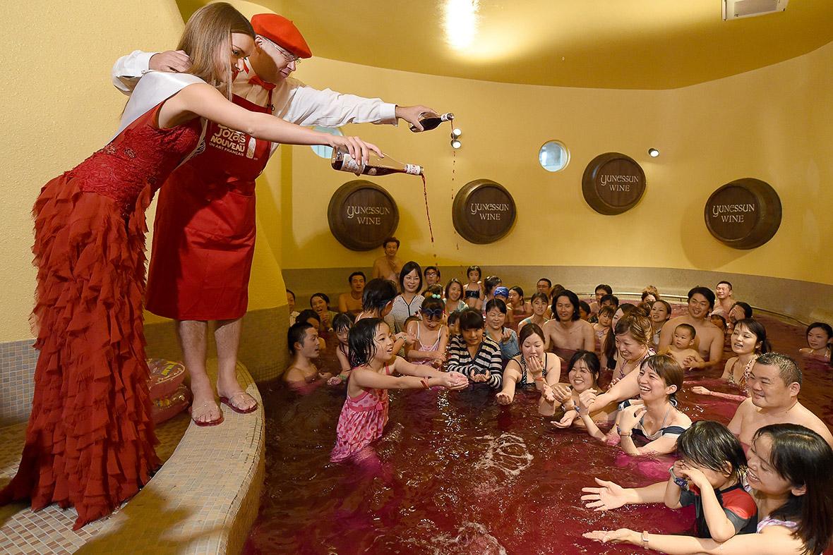 beaujolais bath Japan