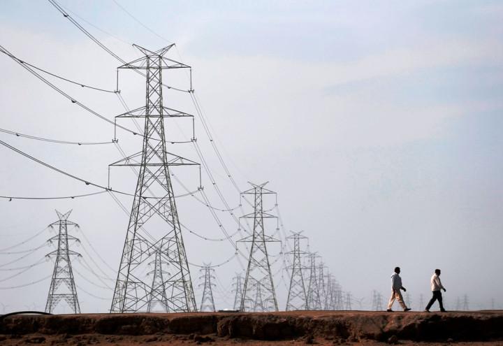 Electricity Pylons India