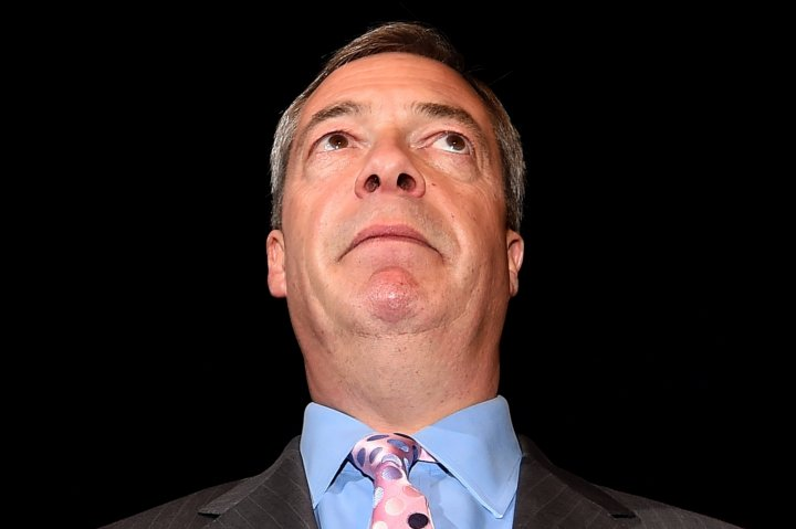 Ukip leader Nigel Farage has had to deal with a series of scandals in December