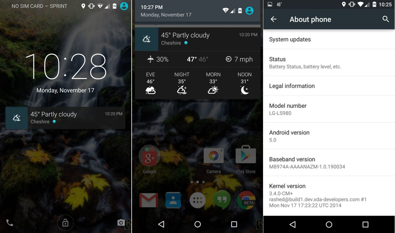 How to Install Android 5.0 Lollipop on LG G2 Using ...